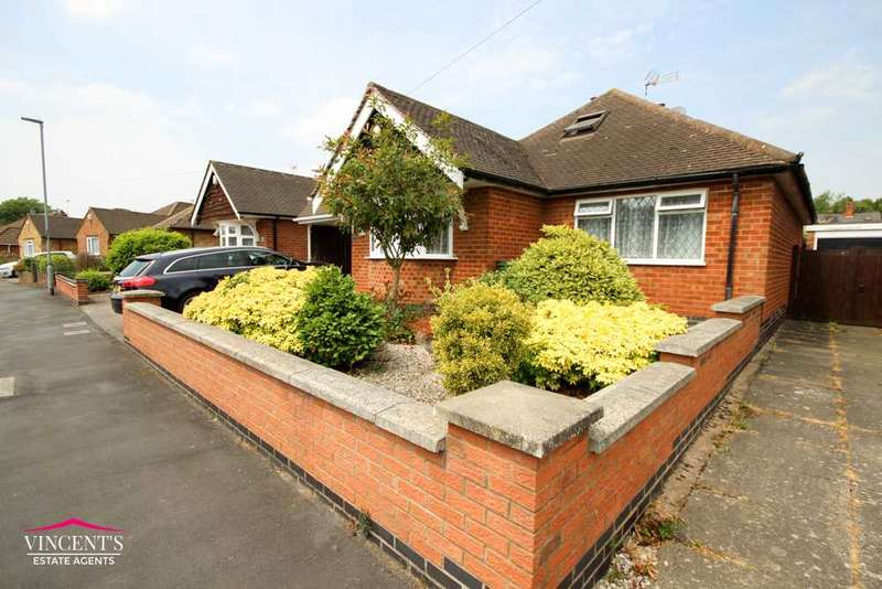 3 Bedrooms Bungalow for sale in Armson Avenue, Kirby Muxloe, Leicester