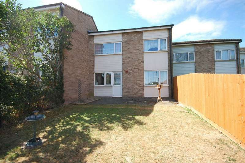 3 Bedrooms Terraced House for sale in Dryden Close, Aylesbury, Buckinghamshire