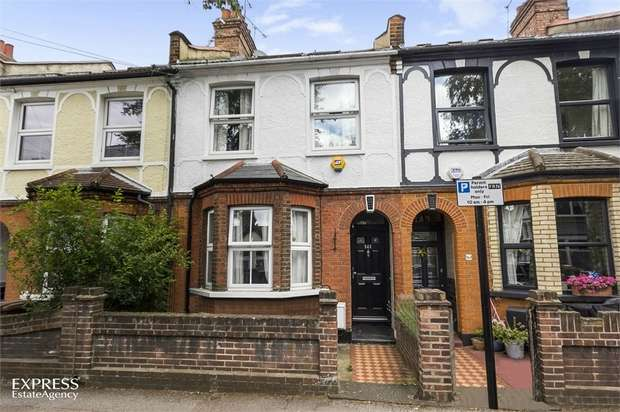 4 Bedrooms Terraced House for sale in Brookscroft Road, London