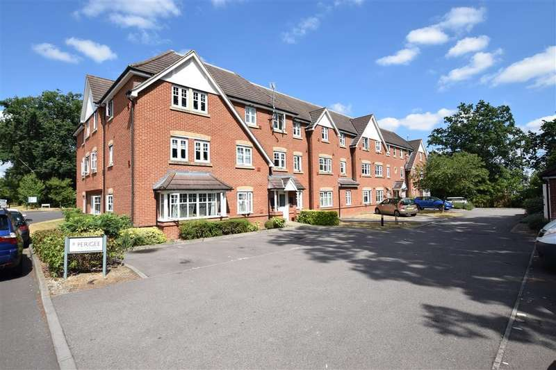 2 Bedrooms Flat for sale in Perigee, Reading, RG2