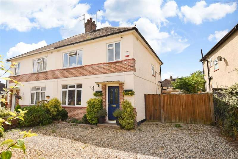 3 Bedrooms Semi Detached House for sale in Blumfield Crescent, Burnham, SL1