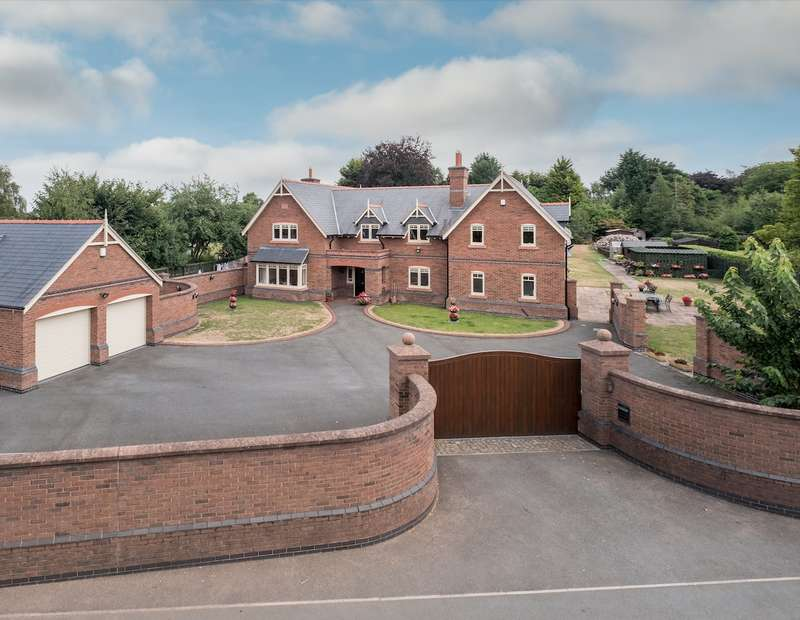 5 Bedrooms House for sale in 5 bedroom House Detached in Bunbury Heath
