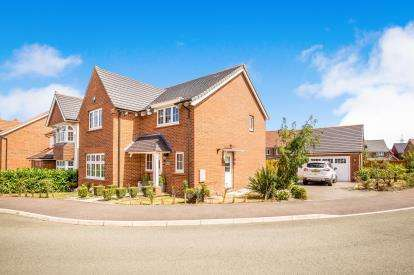 4 Bedrooms Detached House for sale in Dorothea Crescent, Widnes, Cheshire, WA8