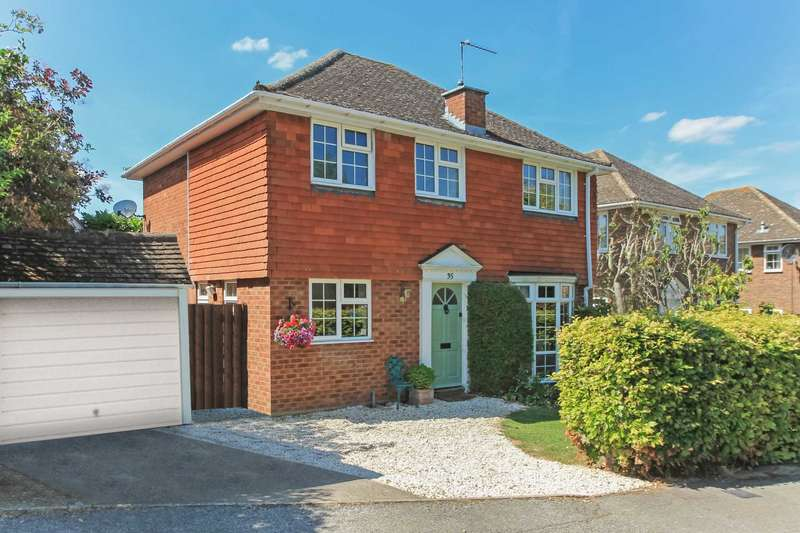 3 Bedrooms Detached House for sale in Goose Acre, Cheddington