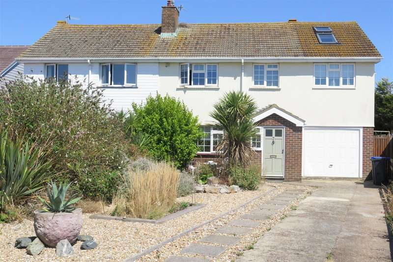 5 Bedrooms Semi Detached House for sale in Falcon Close, Shoreham-By-Sea
