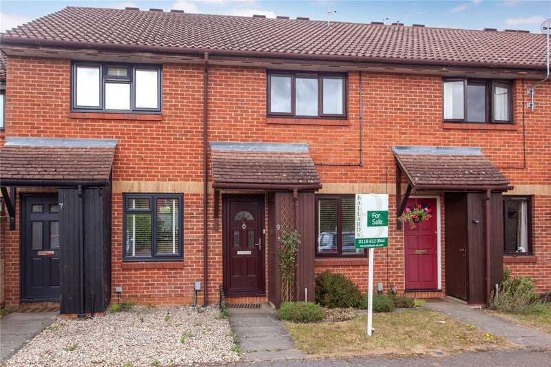 2 Bedrooms Terraced House for sale in Broad Hinton, Twyford, Berkshire, RG10