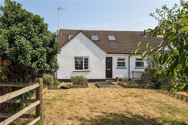 3 Bedrooms Semi Detached House for sale in Radwell Road, Milton Ernest, Bedford, Bedfordshire