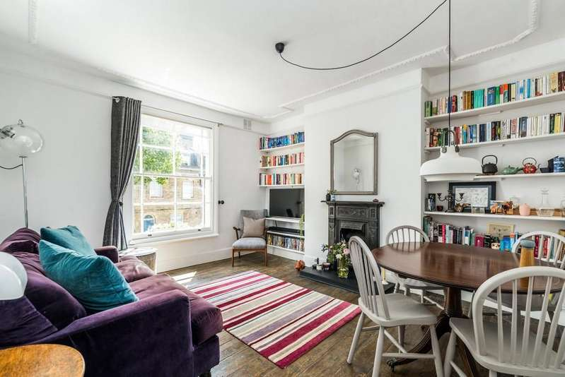 2 Bedrooms Apartment Flat for sale in Grosvenor Terrace, London
