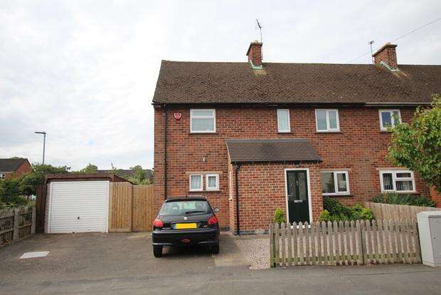 3 Bedrooms Semi Detached House for sale in Oxford Street, Syston, Leicester, LE7