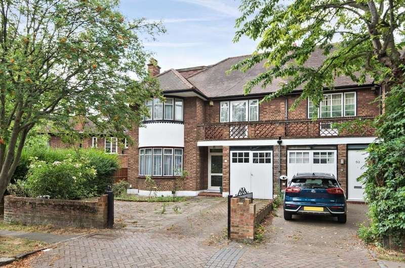 5 Bedrooms Semi Detached House for sale in Aberdeen Park, N5