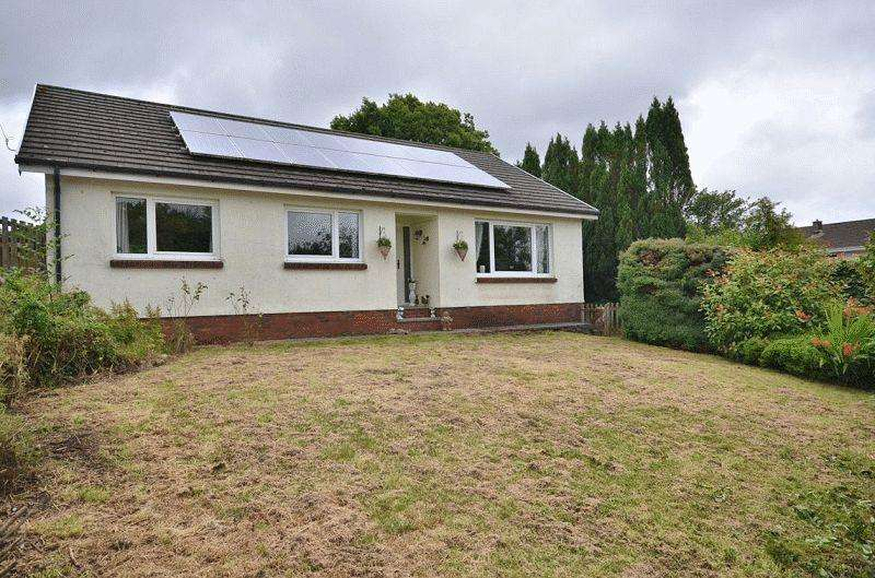 3 Bedrooms Detached Bungalow for sale in Heol Y Foel, Foelgastell