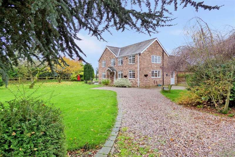 4 Bedrooms Semi Detached House for sale in Doncaster Cottages, Winsford
