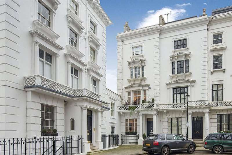 6 Bedrooms House for sale in Ovington Square, Knightsbridge, London, SW3