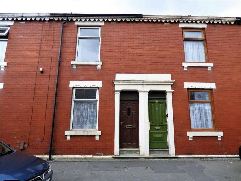 2 Bedrooms Terraced House for sale in Hozier Street, BLACKBURN, Lancashire