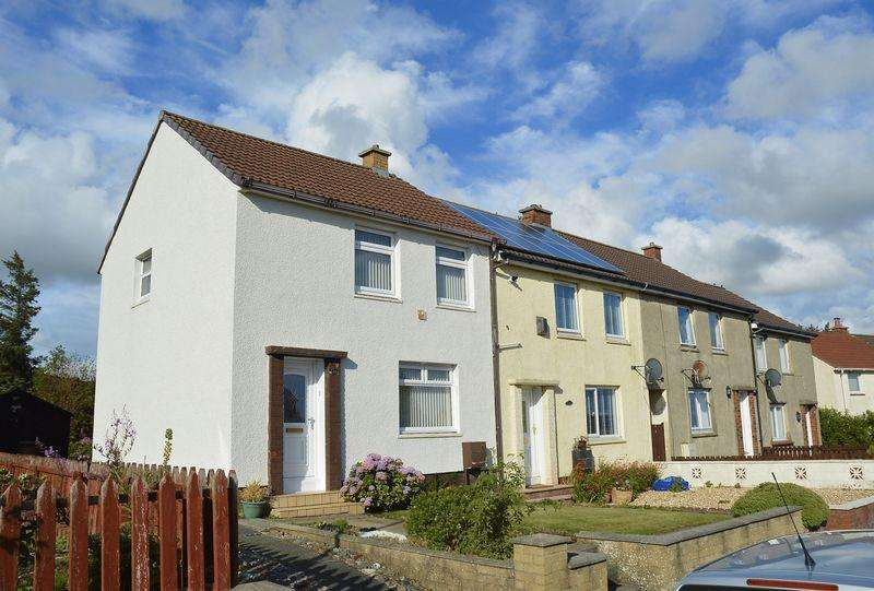 2 Bedrooms Terraced House for sale in Fulshaw Crescent, Ayr