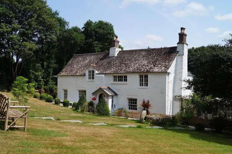 4 Bedrooms Detached House for sale in Calstock
