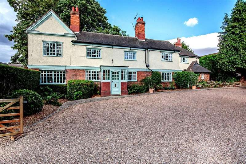 4 Bedrooms Detached House for sale in The Beck, Elford, Tamworth