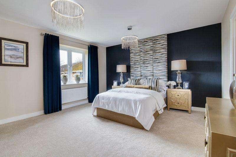 5 Bedrooms Detached House for sale in Portland Road, Aldridge