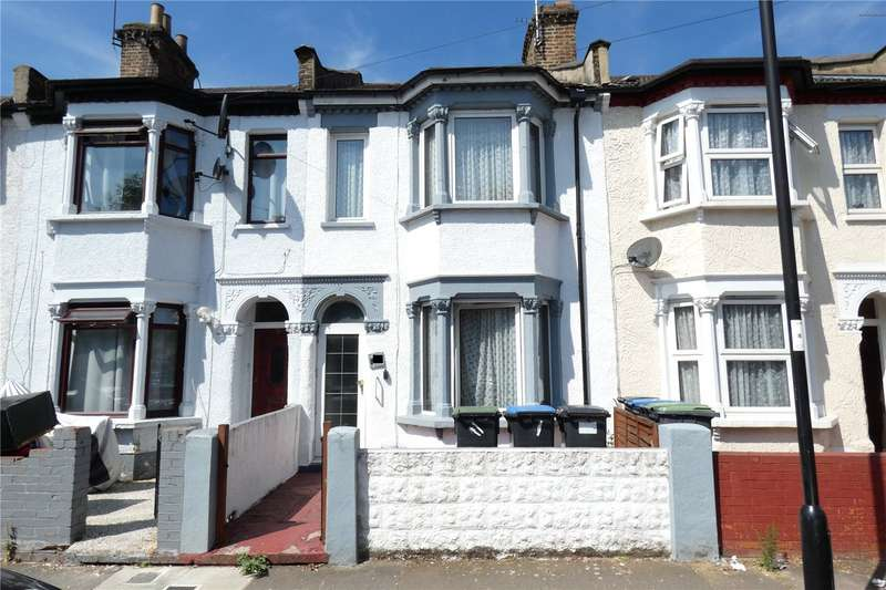 2 Bedrooms Terraced House for sale in Chester Road Edmonton London