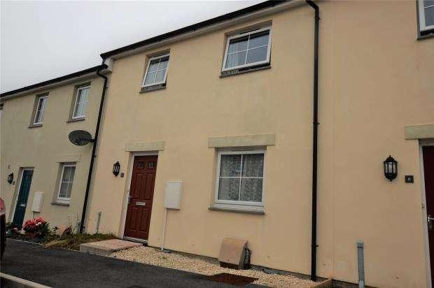 2 Bedrooms Terraced House for sale in Penscowen Road, Camborne, Cornwall