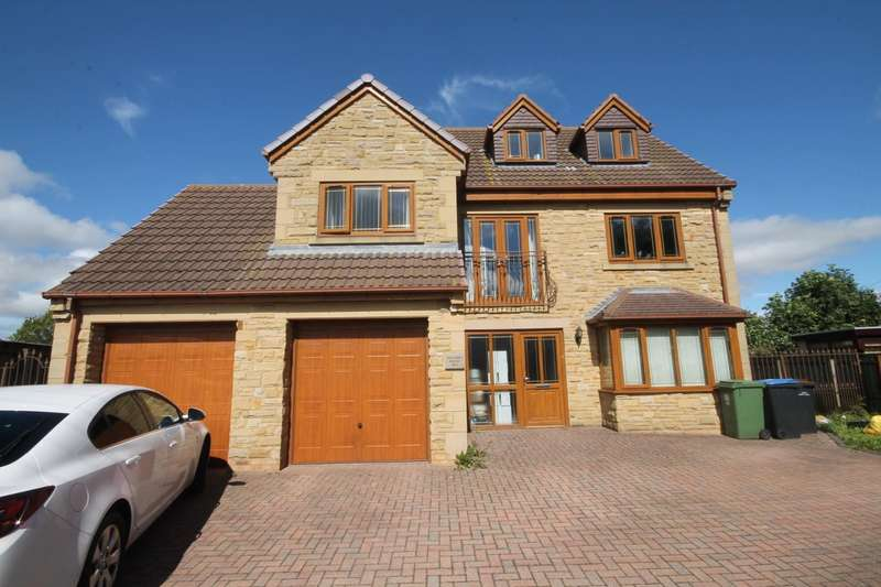 5 Bedrooms Detached House for sale in Darlington Road, West Auckland, Bishop Auckland