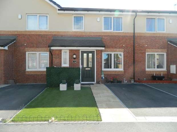 3 Bedrooms Terraced House for sale in Hollyhock Drive, Liverpool, L11