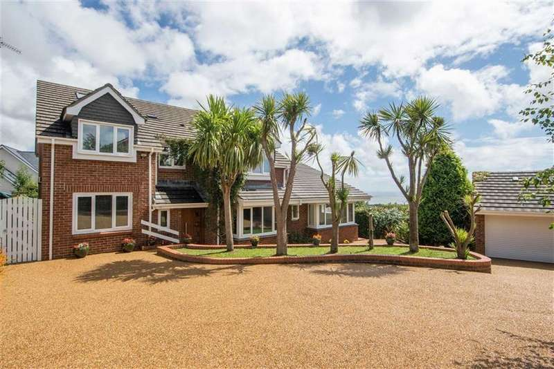 5 Bedrooms Detached House for sale in Huntingdon Way, Swansea, SA2