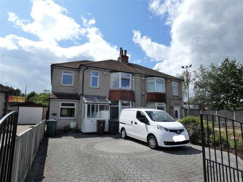 5 Bedrooms Semi Detached House for sale in Mayo Avenue, Bankfoot, Bradford, BD5