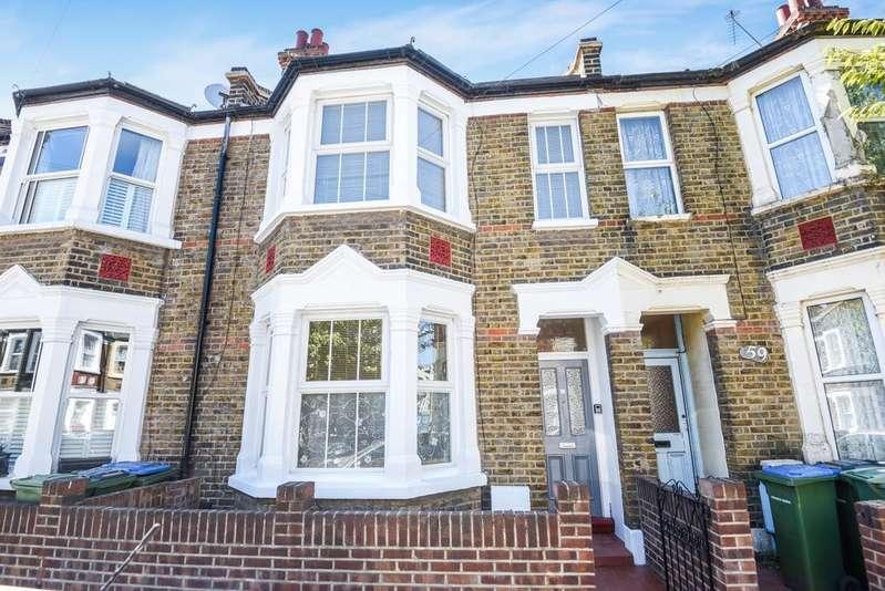 3 Bedrooms Terraced House for sale in Azof Street London SE10