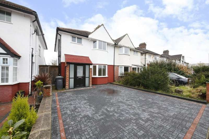 3 Bedrooms Semi Detached House for sale in Blacklands Road, London
