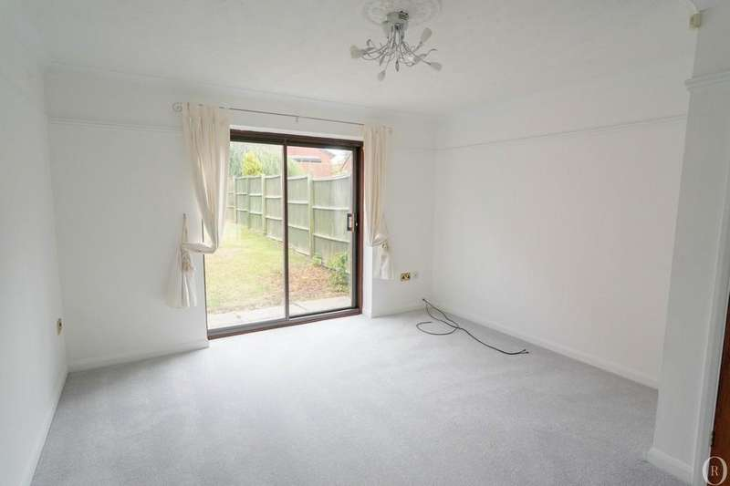 2 Bedrooms Semi Detached House for sale in Mellier Close, Narborough, Leicester