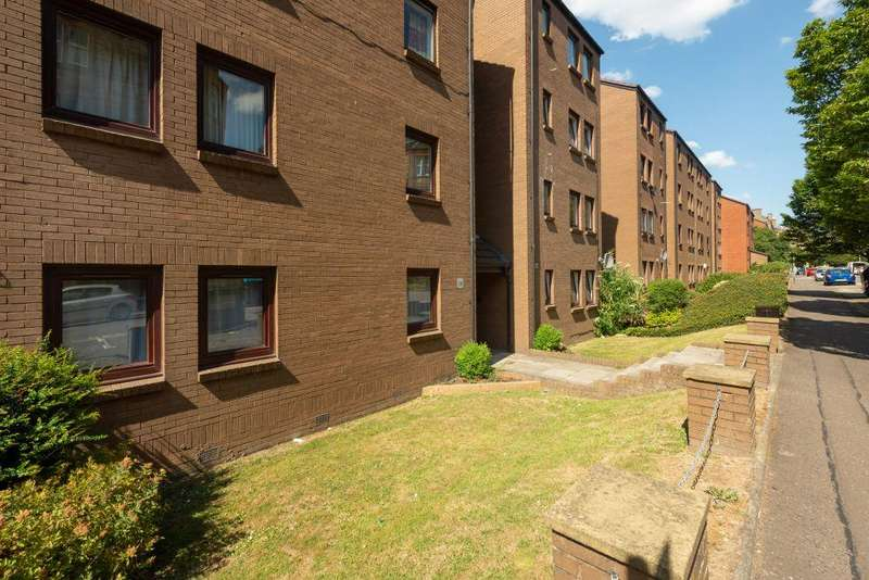 2 Bedrooms Ground Flat for sale in 58/1 Bryson Road, Edinburgh, EH11 1DR