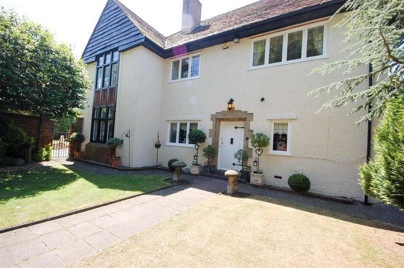 5 Bedrooms Detached House for sale in Lanercost, Abbotsford Grove, Sunderland
