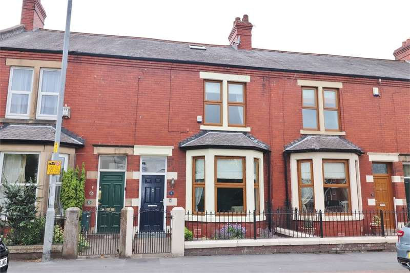 3 Bedrooms Terraced House for sale in CA1 2UE Victoria Road, Off Warwick Road, Carlisle, Cumbria
