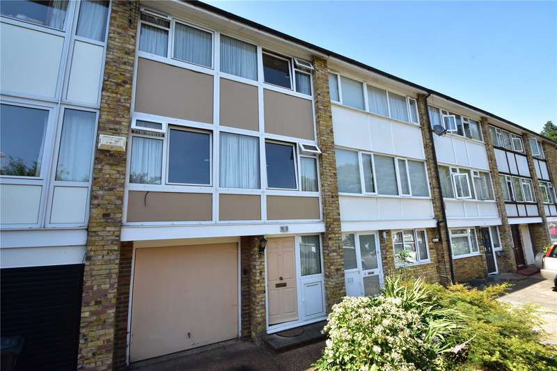 3 Bedrooms Terraced House for sale in The Dell, London