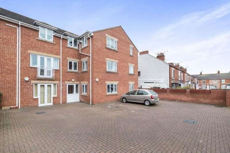 2 Bedrooms Apartment Flat for sale in Apartment 9, Croft Court, Barleycroft Lane, Dinnington, Sheffield, South Yorkshire