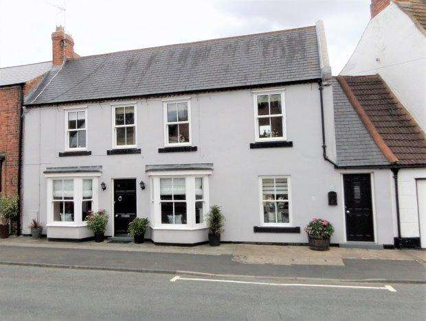 4 Bedrooms Terraced House for sale in EAST END, SEDGEFIELD, SEDGEFIELD DISTRICT