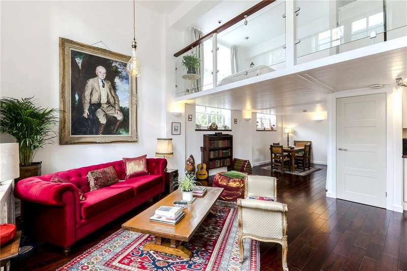 2 Bedrooms Flat for sale in Silverthorne Loft Apartments, 400 Albany Road, London, SE5