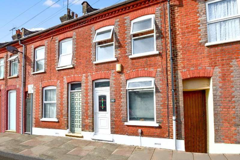 3 Bedrooms Terraced House for sale in Jubilee Street, High Town, Luton, LU2 0EA