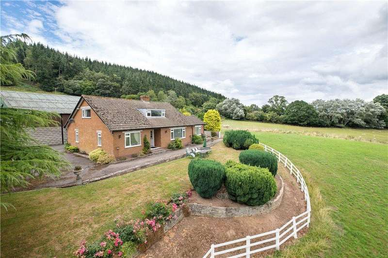 4 Bedrooms Equestrian Facility Character Property for sale in Clyro, Herefordshire, HR3