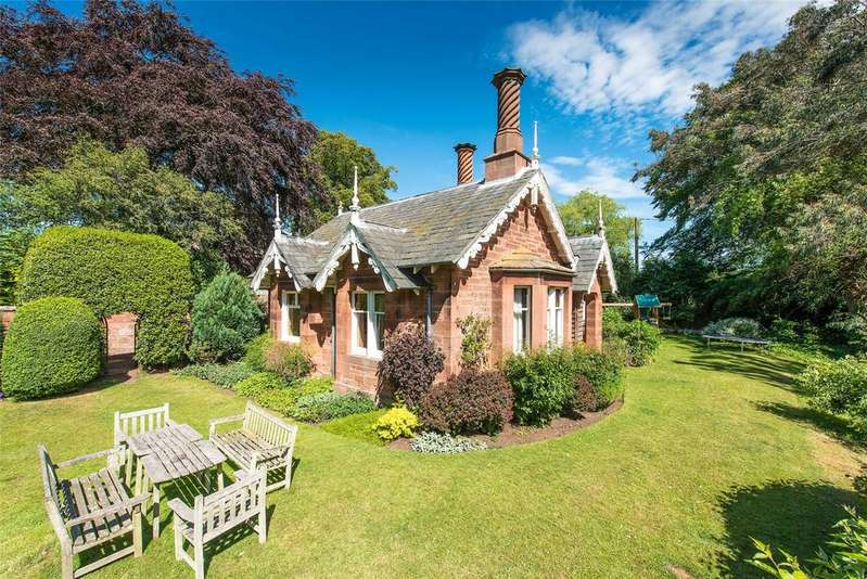 3 Bedrooms Detached House for sale in Lady Eleanor's Cottage, Whittingehame, East Linton, East Lothian
