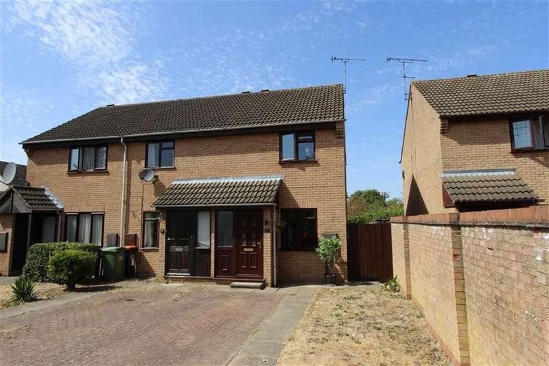 2 Bedrooms Terraced House for sale in Cutlers Way, Leighton Buzzard