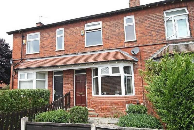 3 Bedrooms Terraced House for sale in Grosvenor Road, Altrincham, Cheshire