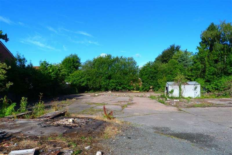 Land Commercial for sale in Lloyd's Lane, Chirk, Wrexham, LL14