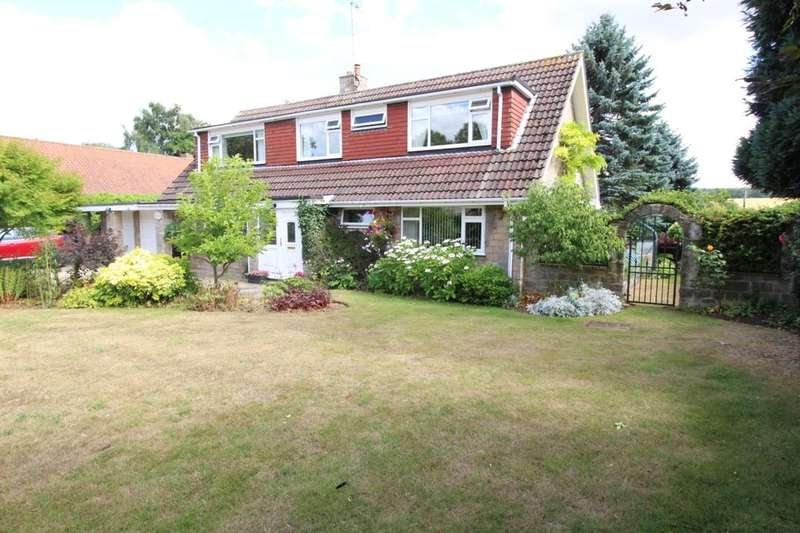 4 Bedrooms Detached Bungalow for sale in New Road, Firbeck, Worksop, S81