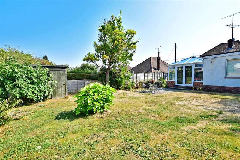 4 Bedrooms Detached Bungalow for sale in Saxon Road, , Steyning, West Sussex