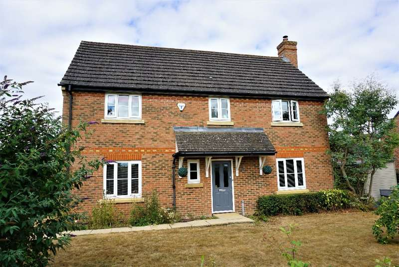 4 Bedrooms Detached House for sale in BAKERS CLOSE, TURVEY