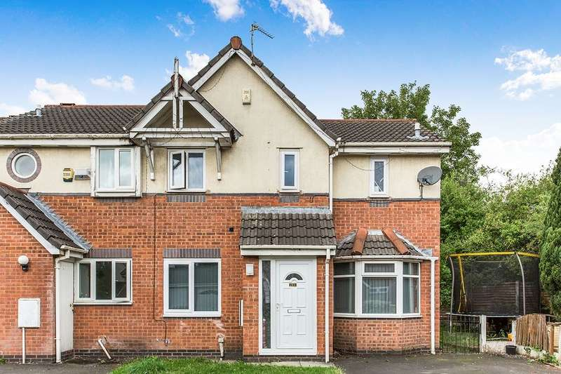 3 Bedrooms Semi Detached House for sale in Dymchurch Avenue, MANCHESTER, M26