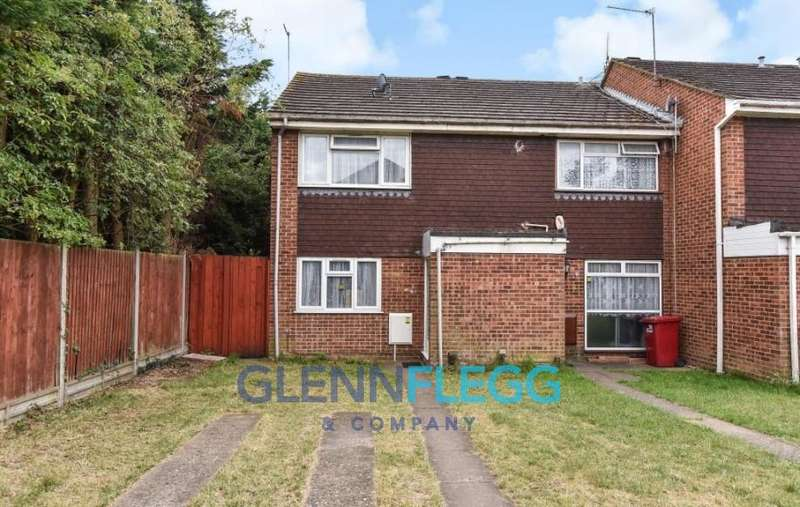 3 Bedrooms End Of Terrace House for sale in Langley - Viewings available Saturday 11th August