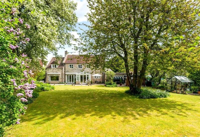 4 Bedrooms Detached House for sale in The Street, Chilmark, Salisbury, Wiltshire, SP3
